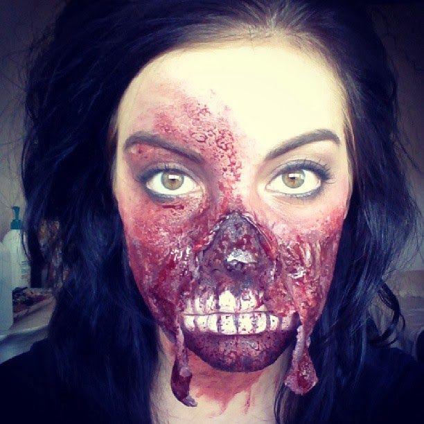 halloween special effects makeup ideas