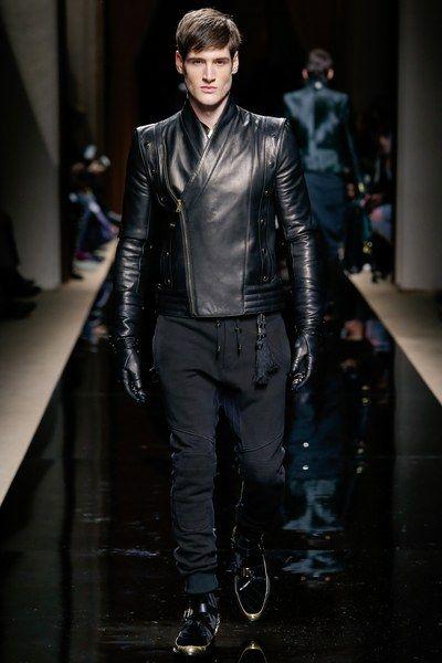 Balmain Fall 2016 Menswear Collection Photos - Vogue