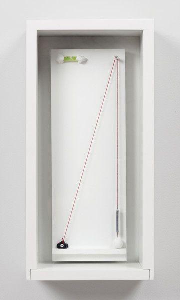 Victor Grippo A 17° de la vertical, 2000 Alexander and Bonin Art Basel