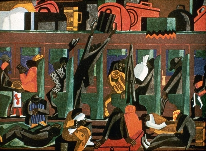 jacob lawrence story painter - photo #21