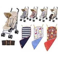 Image result for Maclaren Four Seasons Pushchair Stroller