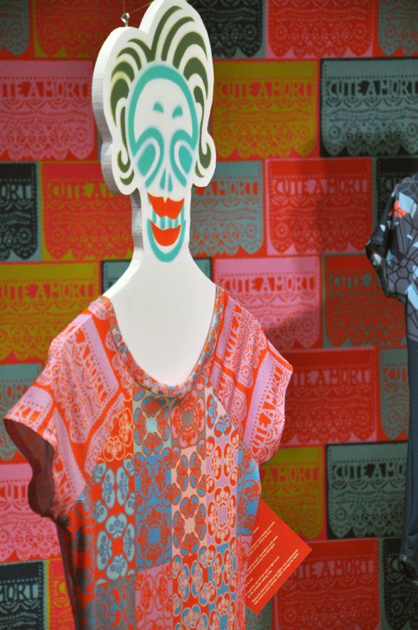 Karina Jacobsen Finissantes design et impression textile, Montréal 2015 www.designtextile.qc.ca
