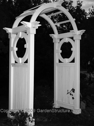 22 best Arbours images on Pinterest Garden arbor, Arbors and - garden arbor plans designs