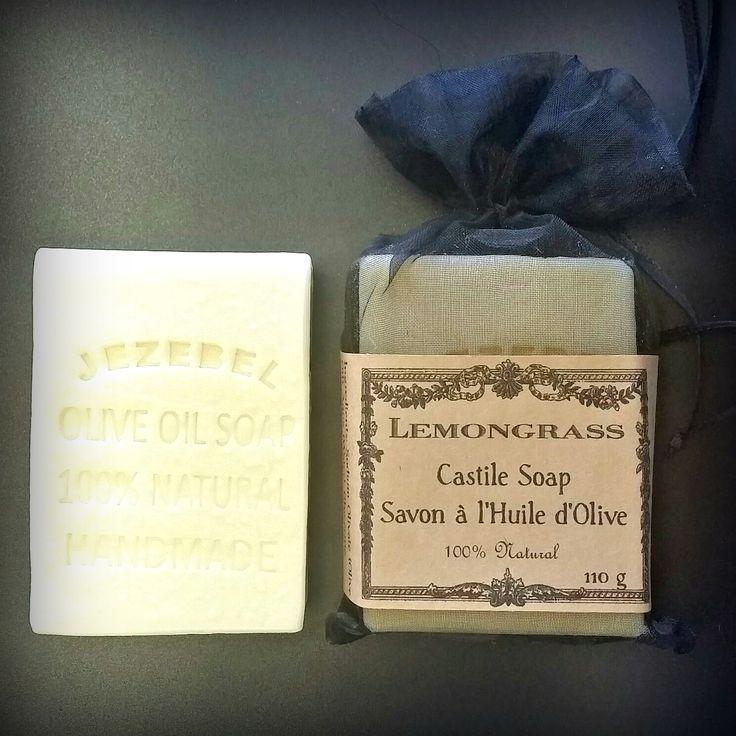 Castile Soap - Lemongrass