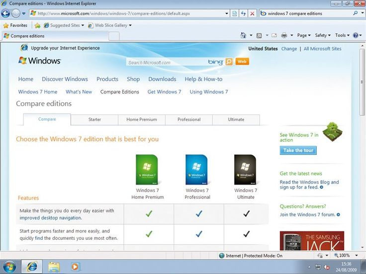How to back up and upgrade to Windows 7 from XP and Vista | Step by step guide to your Windows 7 upgrade Buying advice from the leading technology site