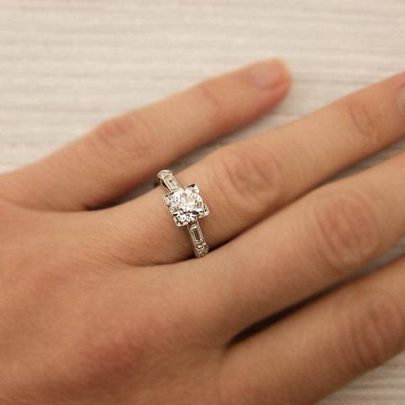 wow ...,,Diamond Engagement Rings, Wedding Ring, European Cut Diamonds, Antiques 88, Dreams Rings, Diamonds Engagement, 88 Carat, Antiques Rings, Antiques Estate