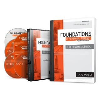 Foundations in Personal Finance for Homeschool Teacher/Student Pack For Grades 9-12 Foundations in Personal Finance for Homeschool is a turn-key high school, personal finance curriculum that engages students and teaches them practical and relevant financial skills.