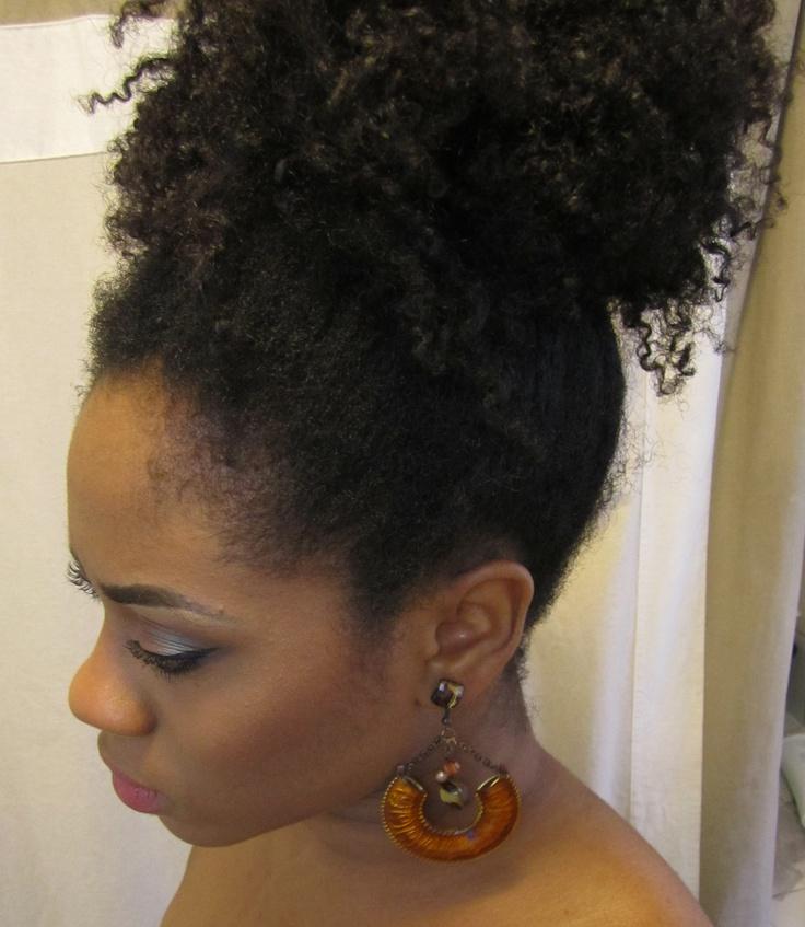 Natural Hair | Naptural | Pinterest