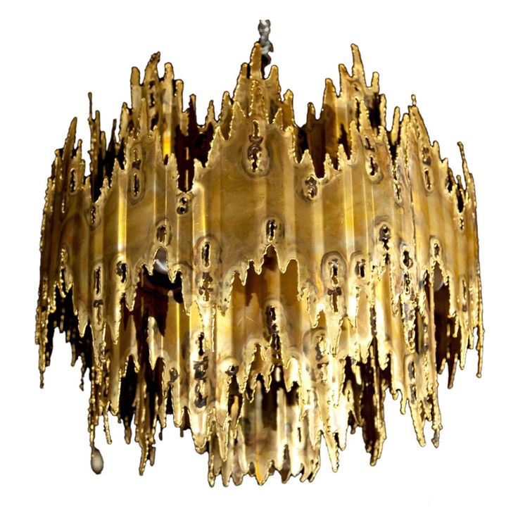 1stdibs | Tom Greene Brutalist Chandelier  sc 1 st  Pinterest & 71 best Brutalist Furnishings images on Pinterest | Modern ... azcodes.com