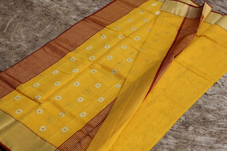Buy Chanderi Saree COD online with free shipping in india