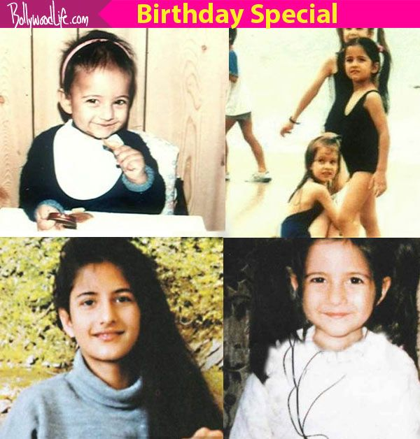 11 pictures of Katrina Kaif before she became a star will warm your heart #FansnStars