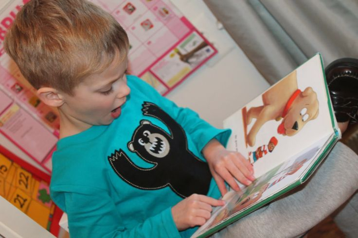 The Chirping Moms: Simple Ways to Encourage Reading in Preschoolers