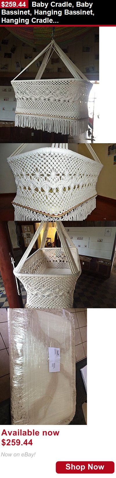 Other Baby: Baby Cradle, Baby Bassinet, Hanging Bassinet, Hanging Cradle, Hanging Crib 100% BUY IT NOW ONLY: $259.44