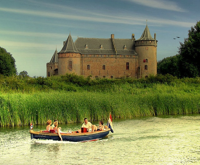 Muiden, North Holland