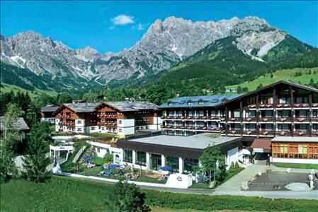 Hôtel Marco Polo Club Alpina, Hinterthal - Maria Alm. We had a great stay here.