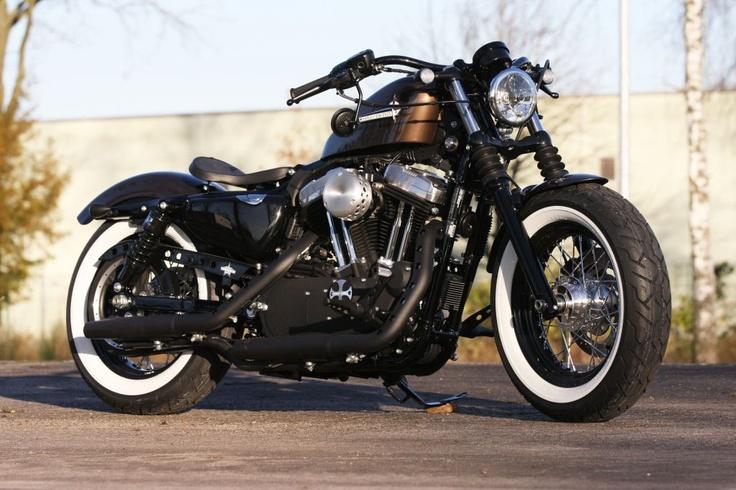 Thunderbike Brown Sugar #Sportster 48 for Sale #Harley #Motorcycle