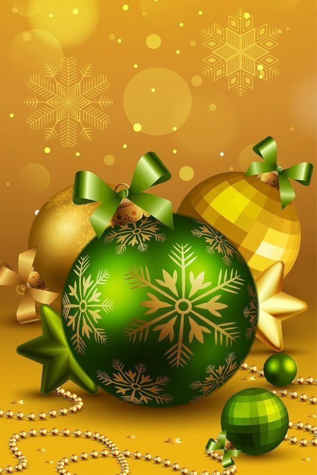 Christmas iPhone Wallpaper tjn: