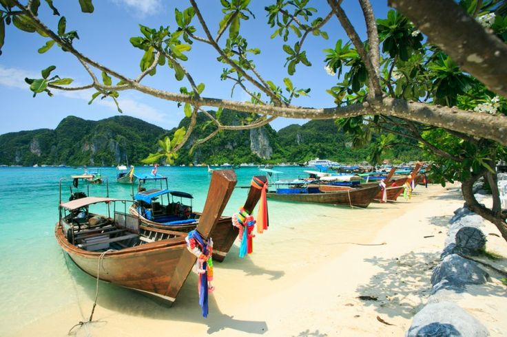 10 locais mais românticos para pedir em casamento na Praia | Internacional - Phi Phi Island