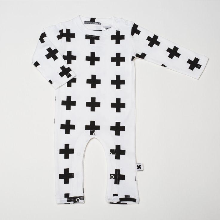 Wear Kids Play - Huxbaby | Romper Crosses, $39.95 (http://www.wearkidsplay.com.au/products/huxbaby-romper-crosses.html/)
