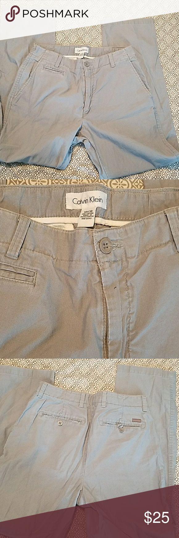 Men's corduroy Pants Like new. Hardly worn Calvin Klein Pants Corduroy
