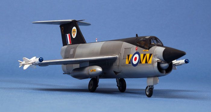 "SR P177R ""Saunders Roe Cyclone F.Mk.1"" by Brett Green (Freightdog Models 1/48)"