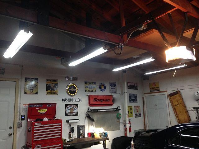 Best 25 Led Garage Lights Ideas On Pinterest Garage