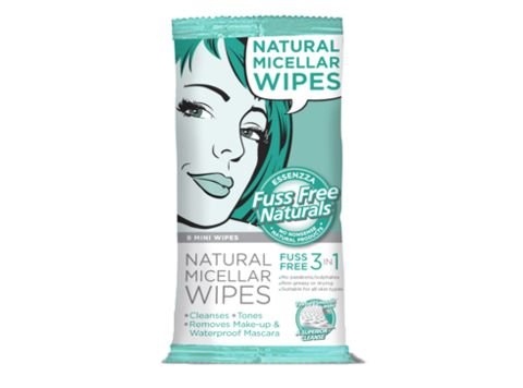 Micellar Mini Wipes - Essenzza Fuss Free Naturals