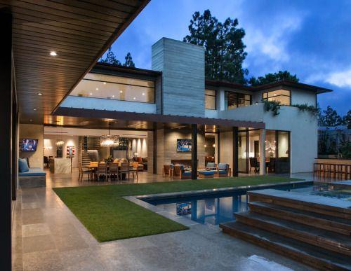 pingl par lobo sur incredible homes pinterest maison moderne projet de vie et exemple. Black Bedroom Furniture Sets. Home Design Ideas