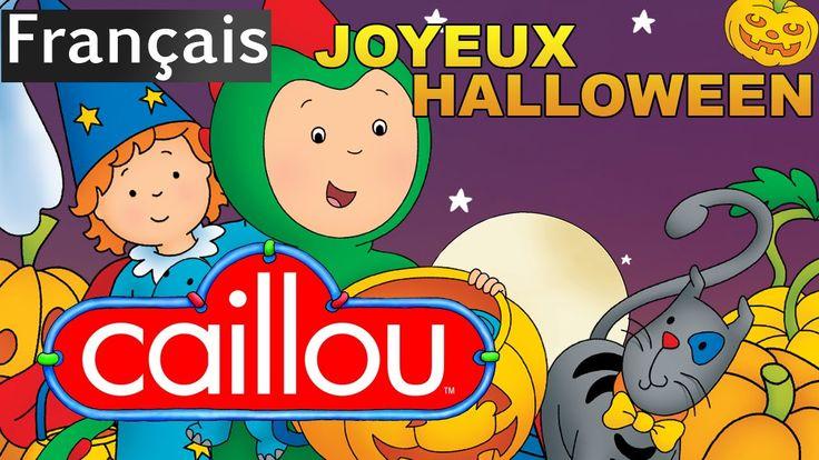 Caillou - Joyeux Halloween!