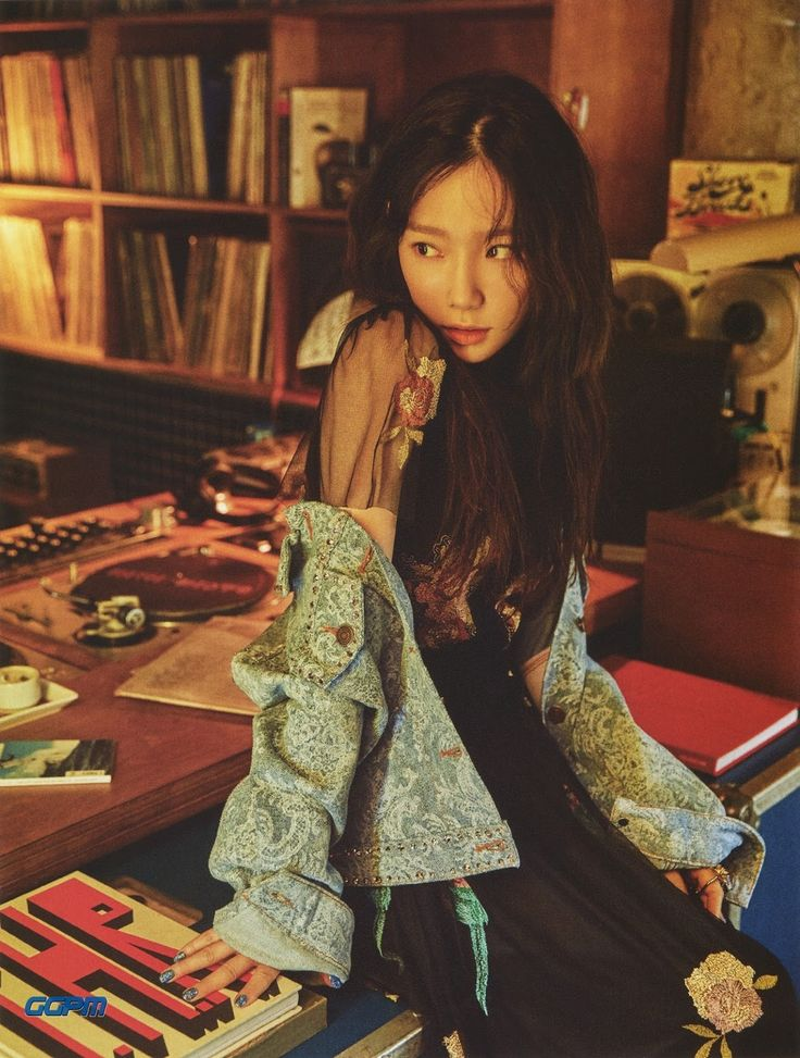 Taeyeon Singles 「we just wanna play the music」 September.2017 - HQ SCANS (9PIC) • GGPM