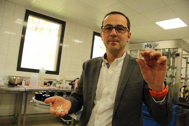 Santé. Aroma Celte va vendre ses gélules dans le monde   Ouest France Entreprises