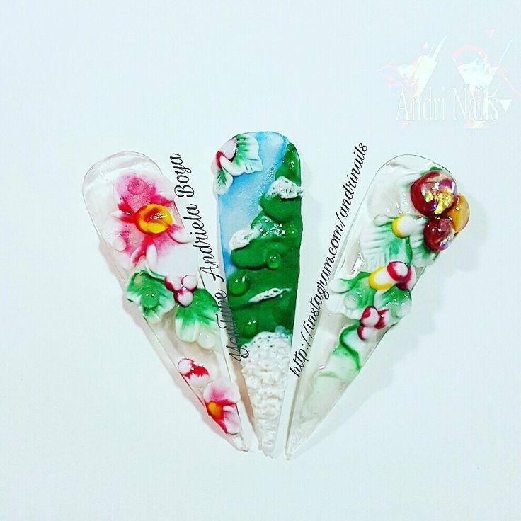 36 mejores imágenes de Andri Nails en Pinterest | Arte de uñas, Uñas ...