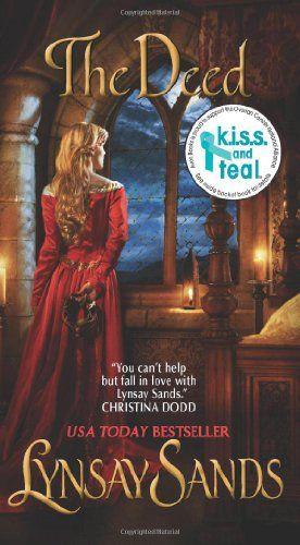 Bestseller Books Online The Deed (Historical Romances) Lynsay Sands $7.99  - http://www.ebooknetworking.net/books_detail-0062019708.html