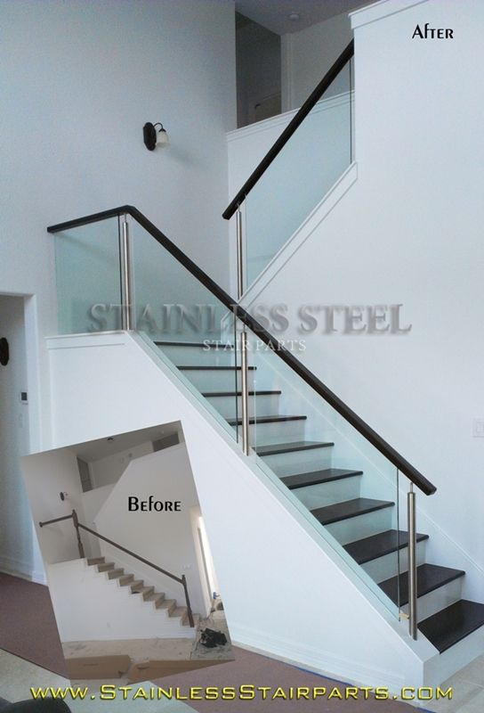 Modern Stainless Steel Stairs Photo Gallery