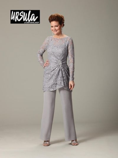 Mother Of The Bride Pants Suit Ursula 13177 Lace Mothers Wedding Pant Set