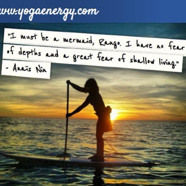 #sea #standuppaddle #sup #paddleboard #standuppaddleboard #stpete #anaisnin