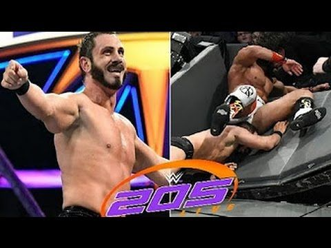 WWE 205 Live 14th March 2017 Highlights HD