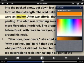 Text to Speech App: Voice Dream Reader