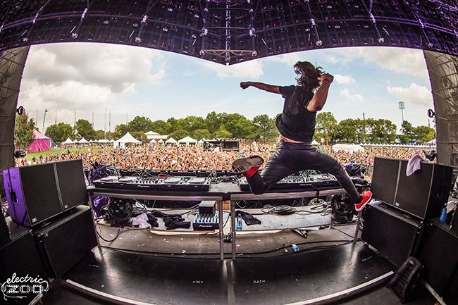 Electric Zoo 2014: Danny Avila
