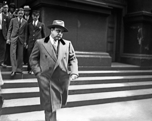 a biography of popular gangster al capone But the most popular portrayal of al capone is by robert de niro in the 1987 film the untouchables,  what is the best al capone biography.
