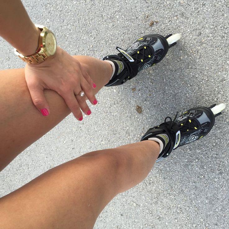 I got new skates! by Mirielys Perez - Storehouse