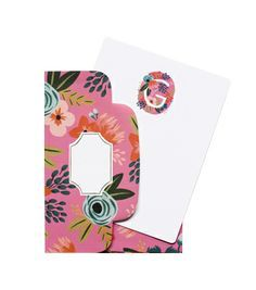 Monogram Stationery by Rifle Paper Co.