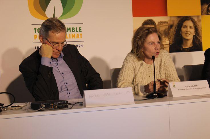 L'Agence Erasmus+ France/ Education Formation France a organisé, les 4 & 8 décembre, deux conférences-débats officielles dans le cadre de la COP21.