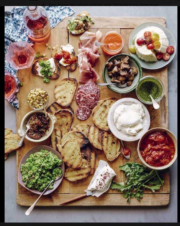 Crostini spread