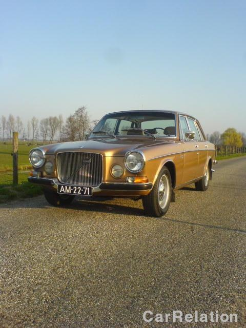 Volvo 164E 1972 - import Sweden (2006 AXE458) hite (42) - complete GT configuration #volvo #classiccar #oldtimer #carrelation