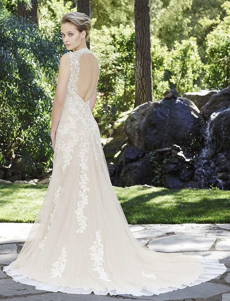 25 best wedding dresses au images on Pinterest | Wedding frocks ...