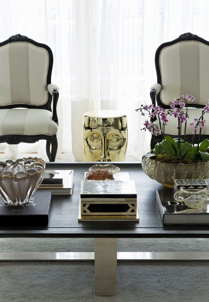 Elegante apartamento projetado por Diego Revollo | tempodadelicadeza