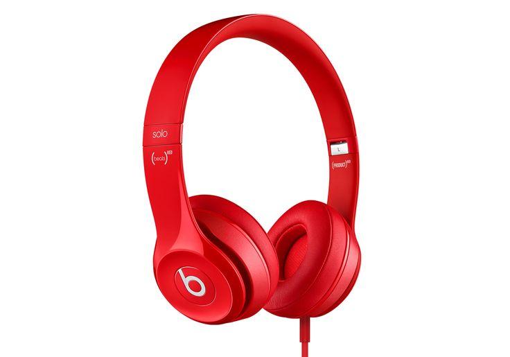 Beats Solo2 (Royal Collection), Kopfhörer(rot)