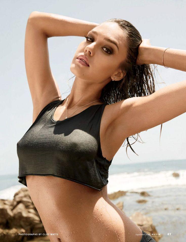 Jessica Alba image from CelebrityPeach.com