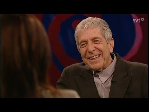 "An interview with Leonard Cohen and Anjani Thomas where he talks Zen, free will (""I think it's exaggerated""), the psychic catastrophe of the 70s, the hardening of the hearts of humanity (look at that now...), red wine, sake, and making his mother's chicken soup for his Zen teacher, then just 100 years old. Al Gore also appears."